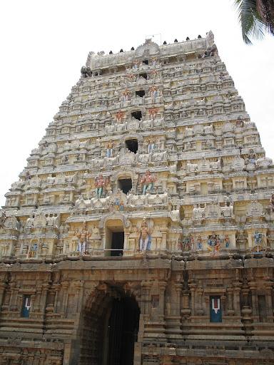 Sree Mushnam Gopuram