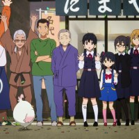 Tamako Love Story: Tamako Market Movie Review