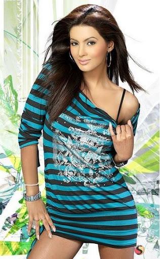 Geeta Basra Body Size