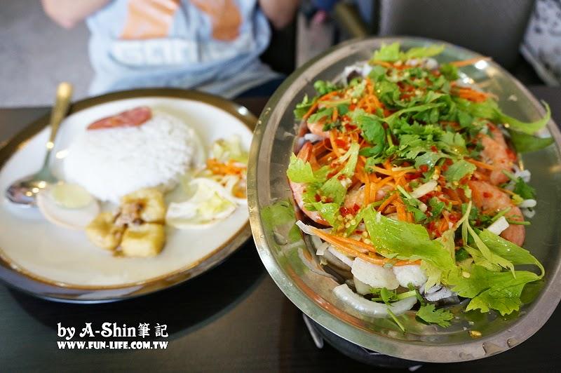 台中古坤卡泰式米食3