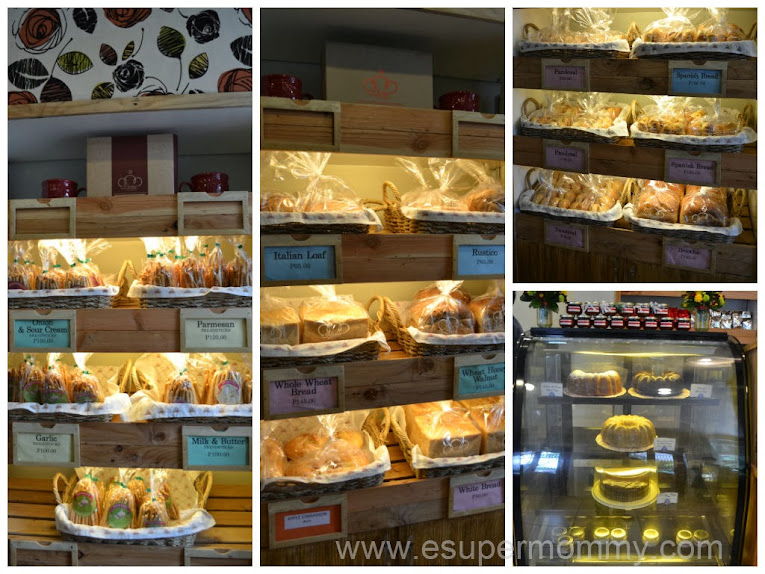 Breads, Muffins, and Pastries at Harina Artisan Bakery and Cafe