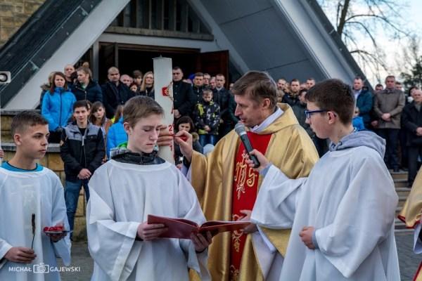 DSC 5380 Ogień i woda: liturgia Wigilii Paschalnej