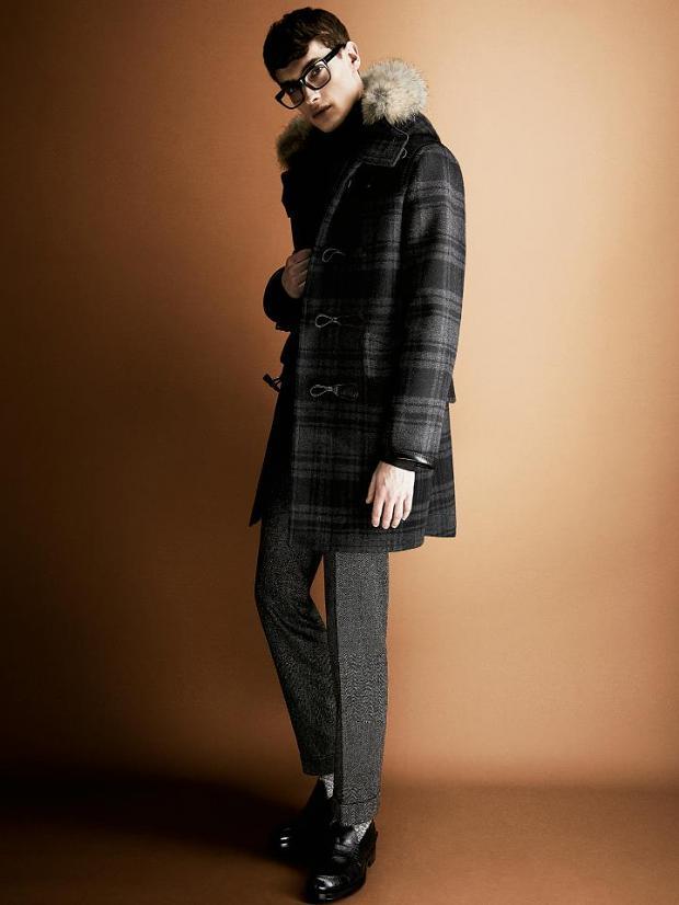 *Tom Ford男性最高指標2013AW形象:展現奢華復古紳士魅力 12