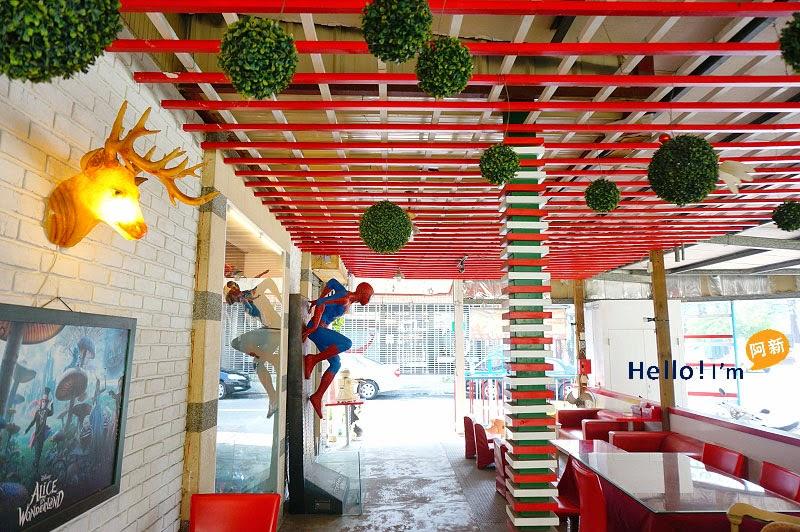 台中公仔主題餐廳.異想空間餐廳-5