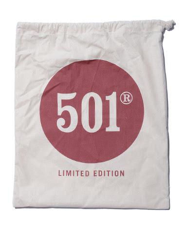 #LEVI'S 501 140週年:501®Jubilee復刻板! 3