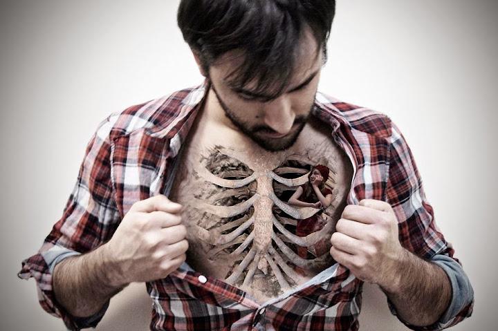 41 Amazing New Realistic 3d Tattoo Designs | Tattoos Me