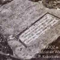 Prace na cmentarzu ewangelickim w Otłoczynie-Stacji