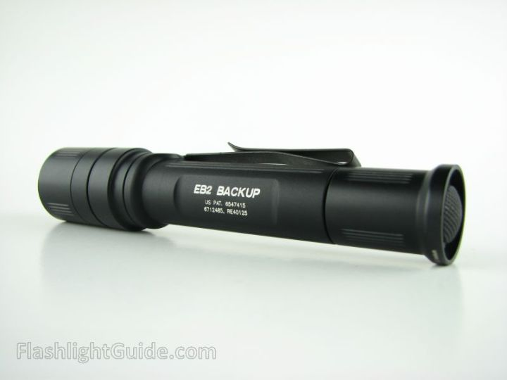 SureFire EB2 with EB1C tailcap