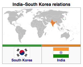 India - South Korea Relations