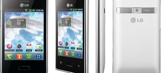 LG Optimus L3 Akan Segera Dipasarkan Akhir April