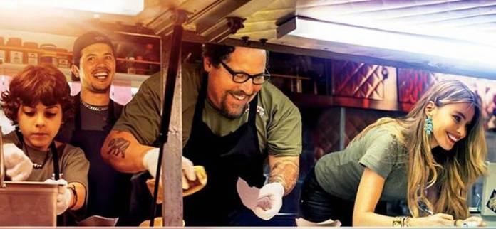Jon Favreau y Sofia Vergara protagonizan #Chef