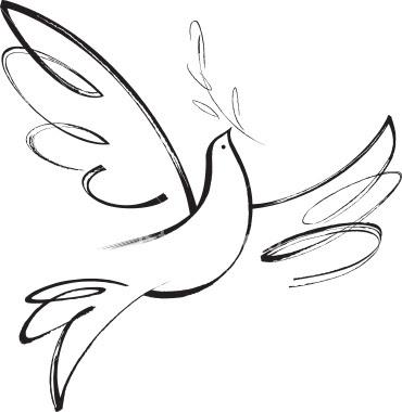 a dove tattoo