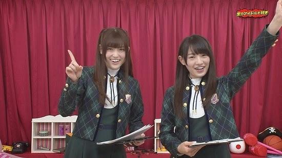(TV-Variety)(1080i)(乃木坂46) 松村沙友理 中田花奈 – 生のアイドルが好き Nama no Idol ga Suki ep20 141201