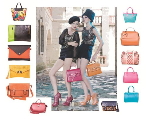 SM Parisian Ladies bags