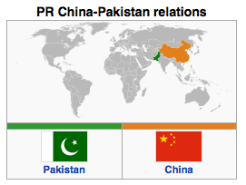 China - Pakistan Relations