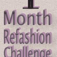 Pants no more!  New ruffled edge skirt... Refashion
