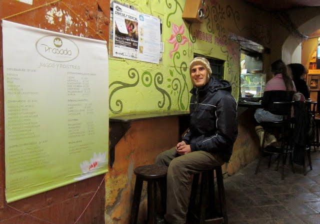 Prasada, Cusco