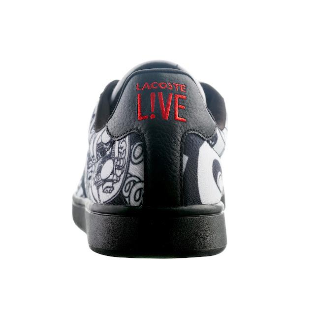 #LACOSTE L!VE x 手塚治虫聯名出擊:獨特原創限量 Broadwick 鞋款 4