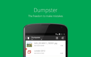 Image result for dumpster app
