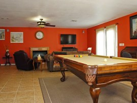 very large family foom for horse property in San Tan Valley sitting on 2 acres