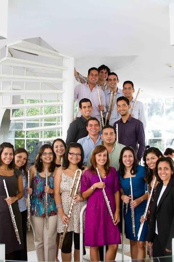 Orquesta Nacional de Flautas de Venezuela