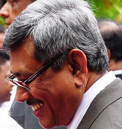 Sri Lanka's Gotabhaya Rajapaksa