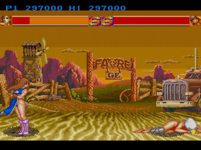 Strip Fighter II Turbografx-16