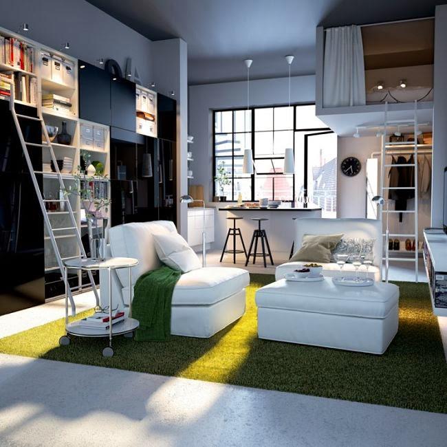 kako urediti male prostore