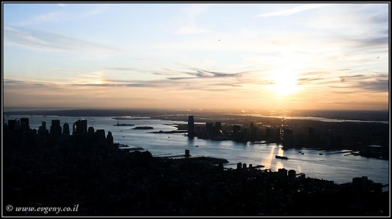 Вид на Америку: Empire State Building
