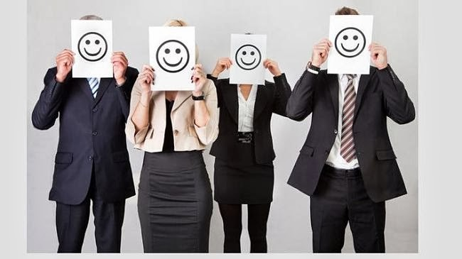 sretni na poslu