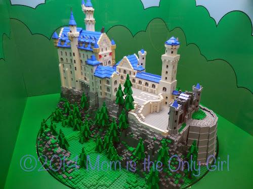 LEGO Castle http://www.momistheonlygirl.com