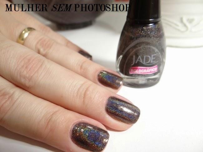 Esmalte Magia - Jade - Holográfico