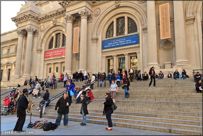 Америка 2.0 / Нью Йорк, музей Метрополитен