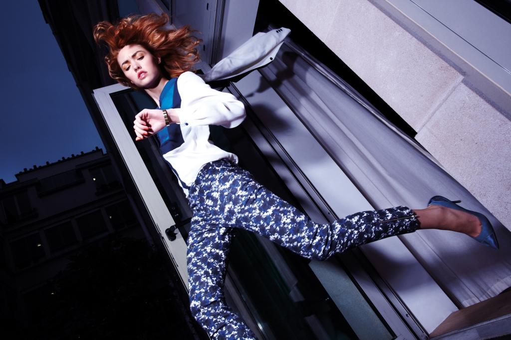 *KOOKAÏ  2013春夏形系列:時尚攝影師Steve Hiette詮釋自信女人形象 3