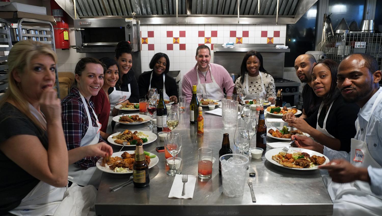 A World of Fried Chicken class