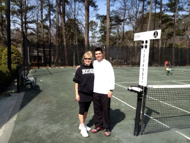 playing tennis before surgery www.roomsrevamped.com