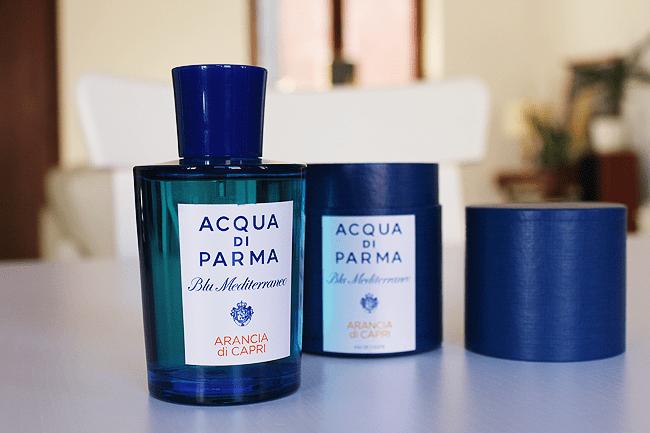 Acqua di Parma – Arancia di Capri
