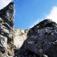 Munţii Buila-Vânturariţa: Pe şi pe sub creastă