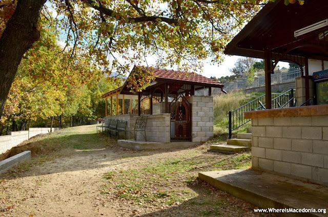 arhangel mihail skocivir 04 01 - Sv. Arhangel Mihail, Monastery near v. Skochivir - Photo Gallery