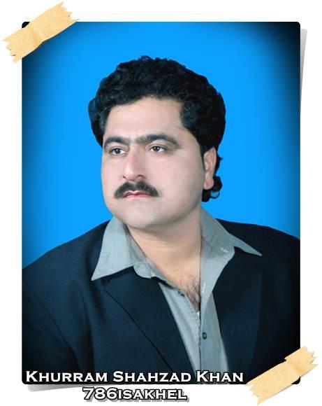 KHURRAM SHAHZAD KHAN