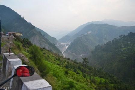 Udhampur dam
