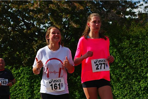 Amabel Vanderhaeghe, 5 km Jogging, Krottegemse Corrida 2013, Roeselare Loopt