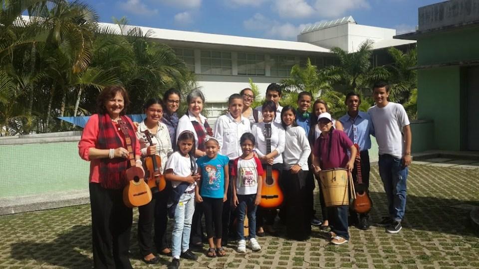 Miembros del Programa de Atención Hospitalaria