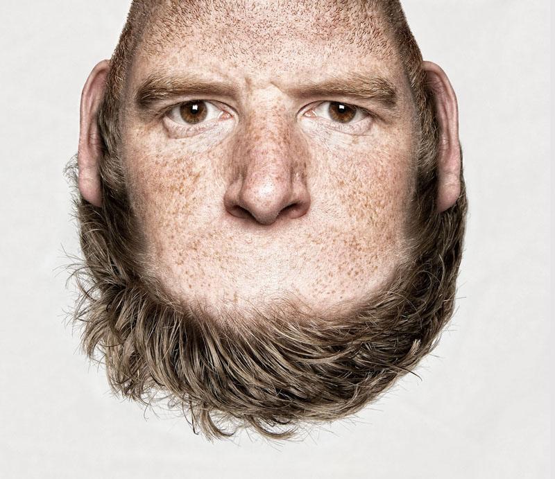 *THORSTEN SCHMIDTKORD有趣攝影系列 Head on Top :「親愛的 我的頭!?」 5