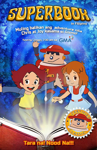 Superbook in Filipino