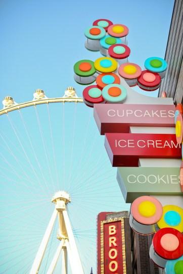 Sprinkles Las Vegas.