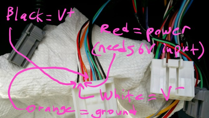 2014 camry reverse camera wiring diagram 62 chevy headlight