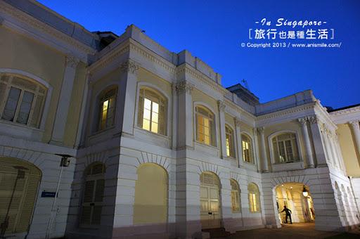 【走走新加坡】行政區 古典建築藝術之旅