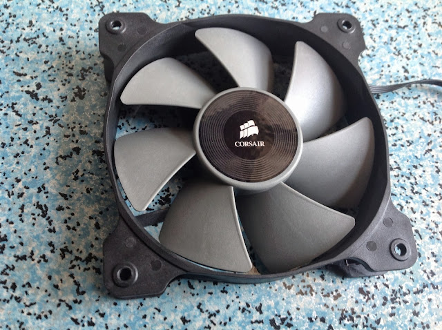 Choosing the right fans for the Corsair H80? 3