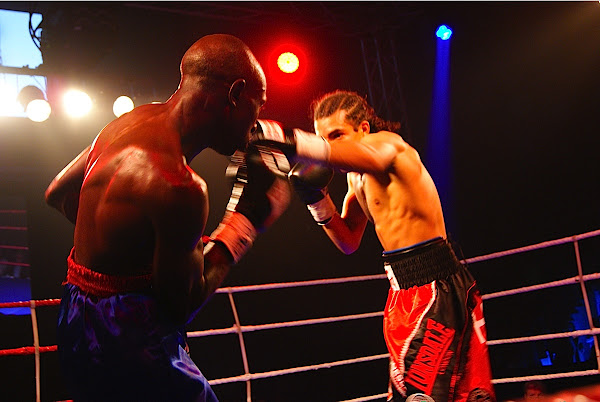 Hedi Slimani vs Michael Nyawade